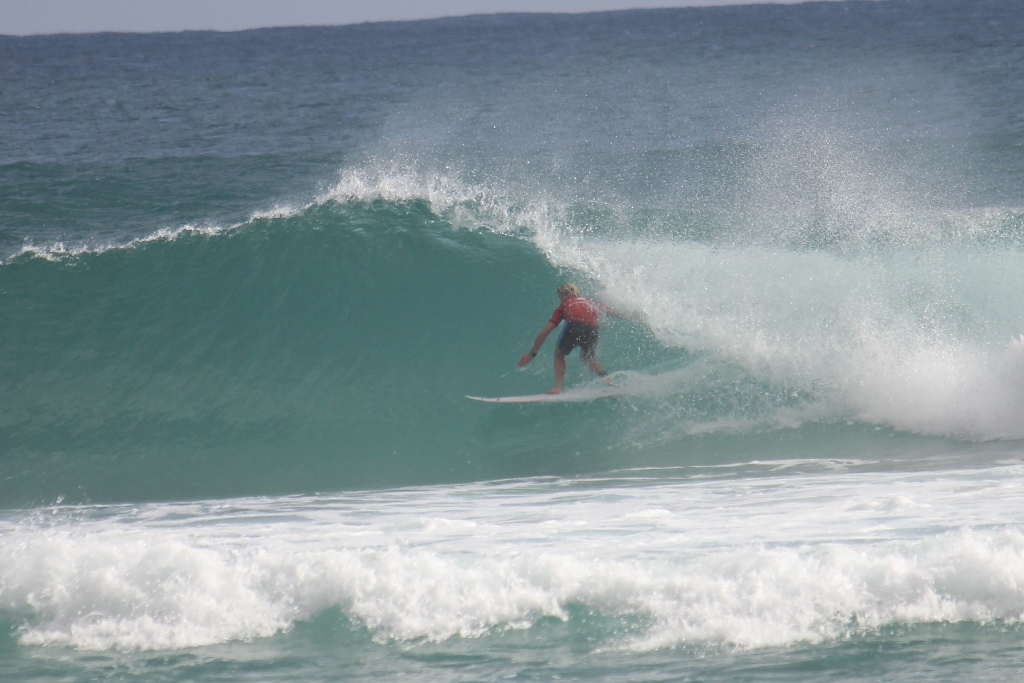 Jackson Baker - Merewether, winner Ht 1